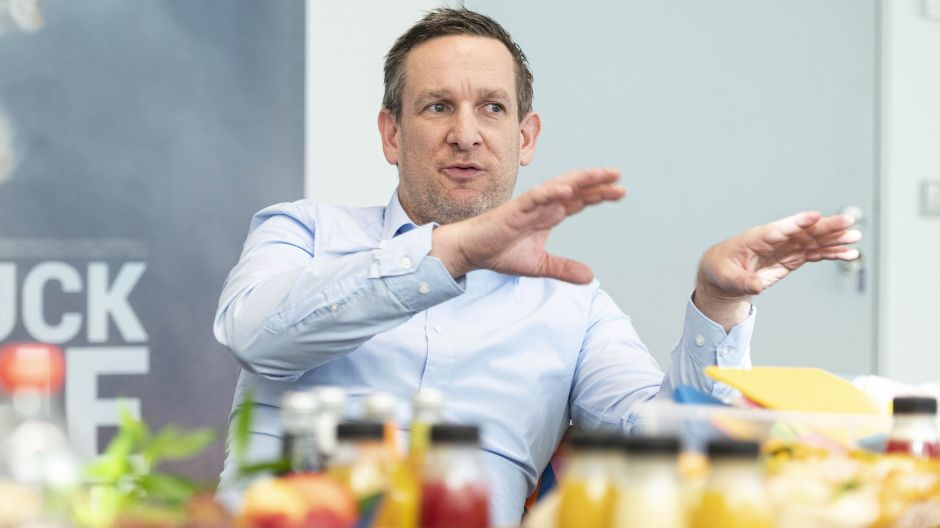 Mark Hallstein (Senior Manager Category Food & Beverages Fraport AG)