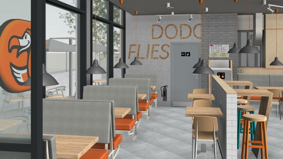 The Dodo Pizza franchise chain, which is active in 13 countries, is about to open its first store in Germany. In Munich, the first pizzeria of the brand, which was founded in Russia, will open its doors in mid-September on Hochstraße, near the Gasteig cultural center.