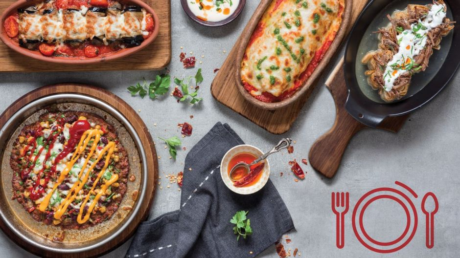The Turkish concept Big Chefs is celebrating its Western European premiere in the Foodcourt Foodtopia of the Frankfurt shopping centre MyZeil.