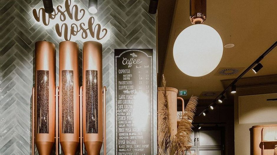"Nosh Nosh in Berlin: The Italian shopfitter Costa Group provides insights into current restaurant designs that meet the demands of the ""New Normal""."