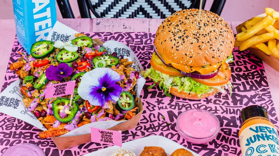 """Plant-based food is currently the food service segment with the greatest potential,"" says Mireille Sanches, Head of Marketing at the Dutch brand Vegan Junk Food Bar, with conviction."