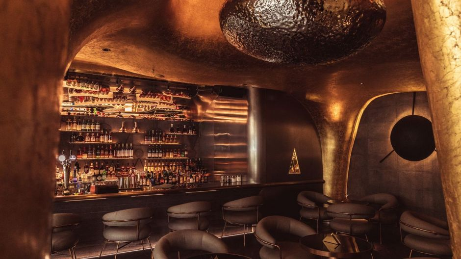 Overall winner in the category Bars: Inns Bar (Chengdu, China) Wooton Designers
