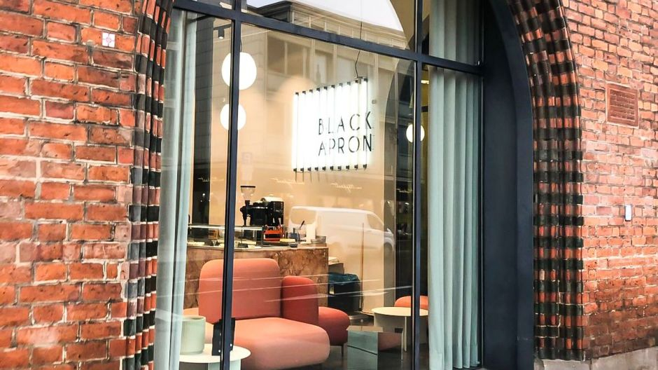Black Apron opened its first commercial location in December at the start of the tighter lockdown: in the Old Town Hall in Hanover on 160 sqm.