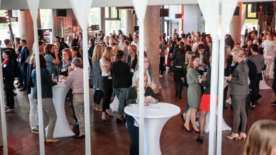 Impressionen vom 5. Frauenforum Foodservice am 26. April 2018 in Frankfurt am Main