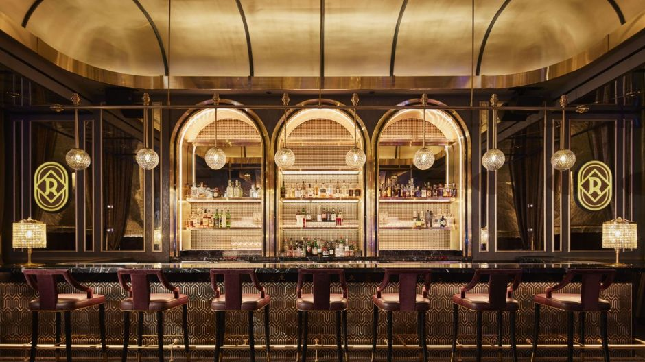 Die Bar Rosina in Las Vegas ist Gesamt-Sieger ihrer Kategorie beim renommierten Gastro-Design-Award. Design: Simeone Deary Design Group under a consulting agreement with Gensler.