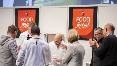 FoodSpecial-Messe 2019 in Bochum.