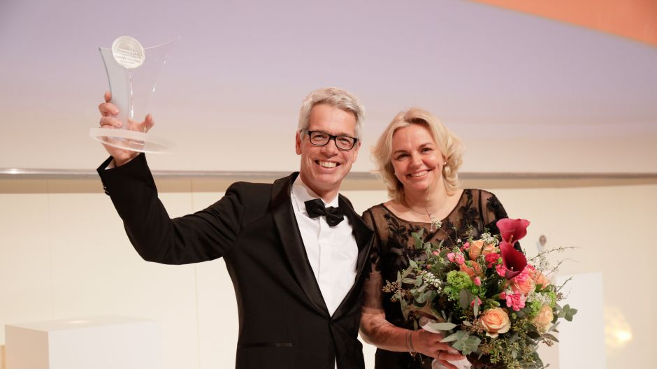 Dr. Stefan Tewes und Kathrin Tewes