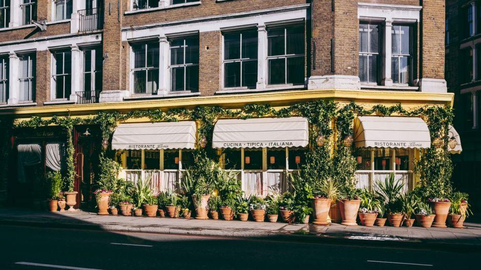 Der beliebte Italiener ist eigentlich ein Franzose: Die französische Big Mamma Group begeistert mit mittlerweile zehn Restaurants in Paris, Lille und London.