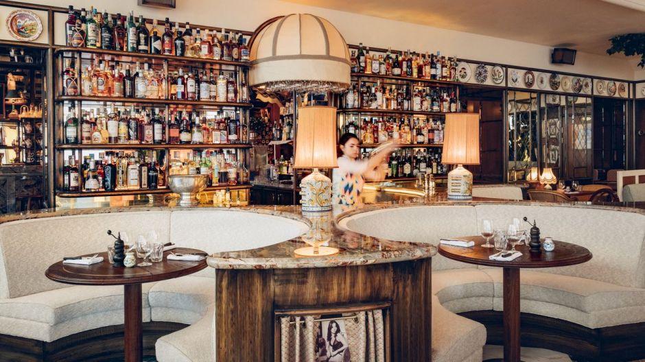 Big Mamma ist bekannt für große Restaurants: Der erste britische Ableger mit 160 Plätzen auf zwei Stockwerken ist vergleichsweise ein Winzling.