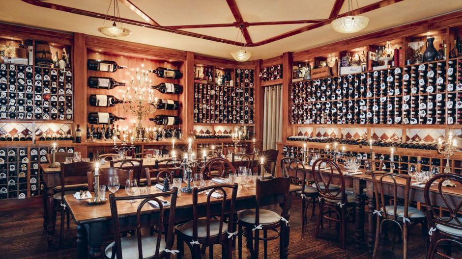 Auf Gloria (Eröffnung im Februar 2019) folgte schon vier Monate später ein zweites Restaurant der Big Mamma Group in London: Circolo Popolare.