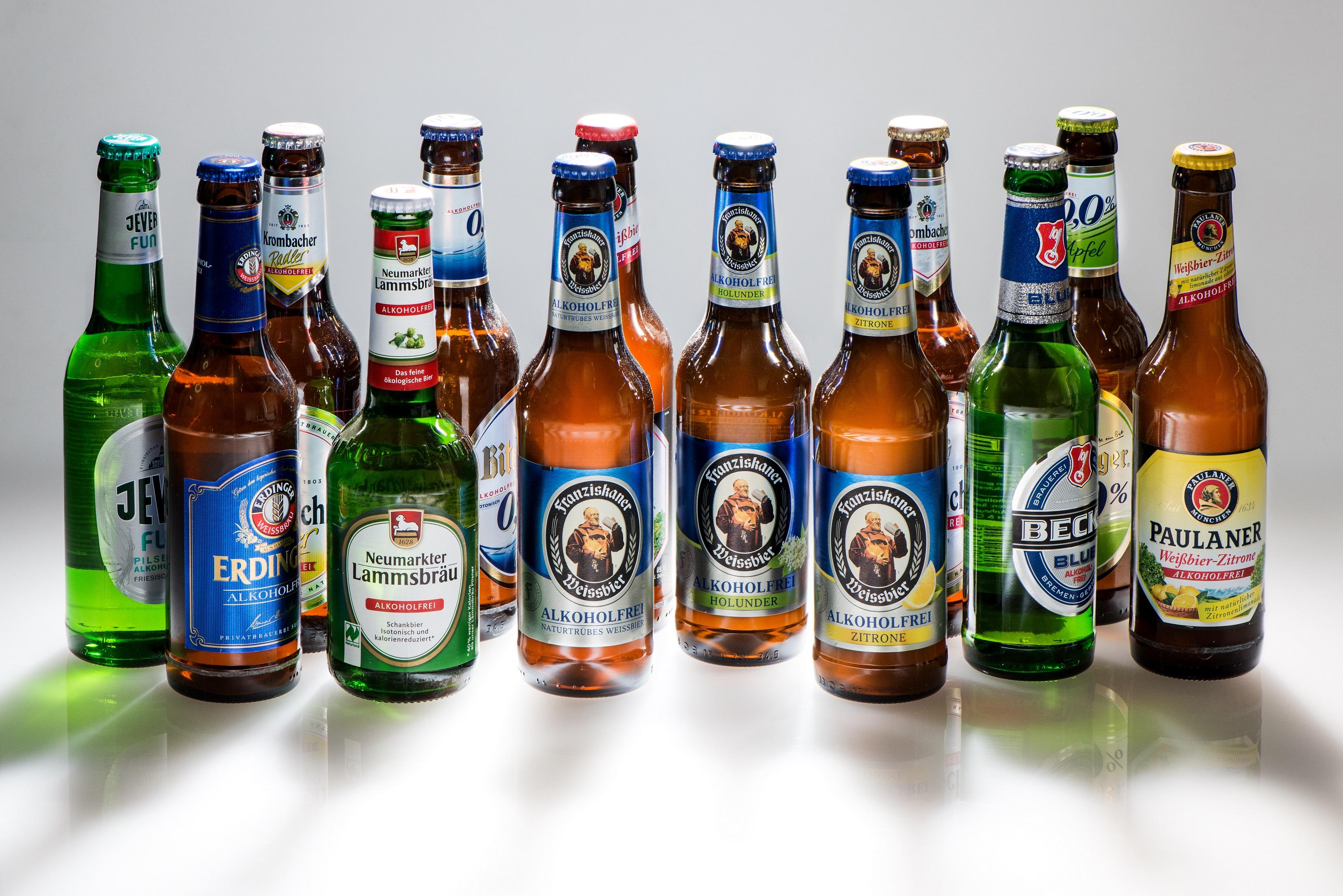 GfK: Biermischgetränke verbuchen Wachstum dank Radler