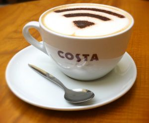 Costa Coffee wächst im Heimatland UK und auch international. Foto: Whitbread plc