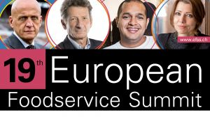Der 19. European Foodservice Summit am 25. und 26.9.
