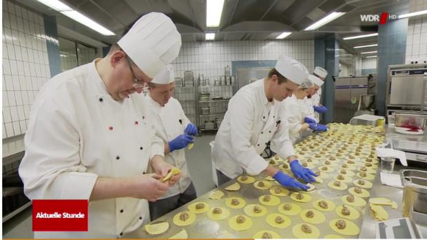 Bochum Gehobene Klinik Kuche Im Fernsehen