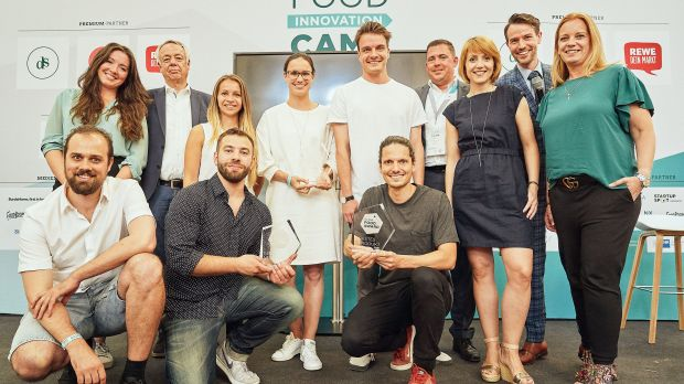 Food Innovation Award: Die Gewinner.