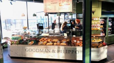 Goodman & Filippo in Frankfurt