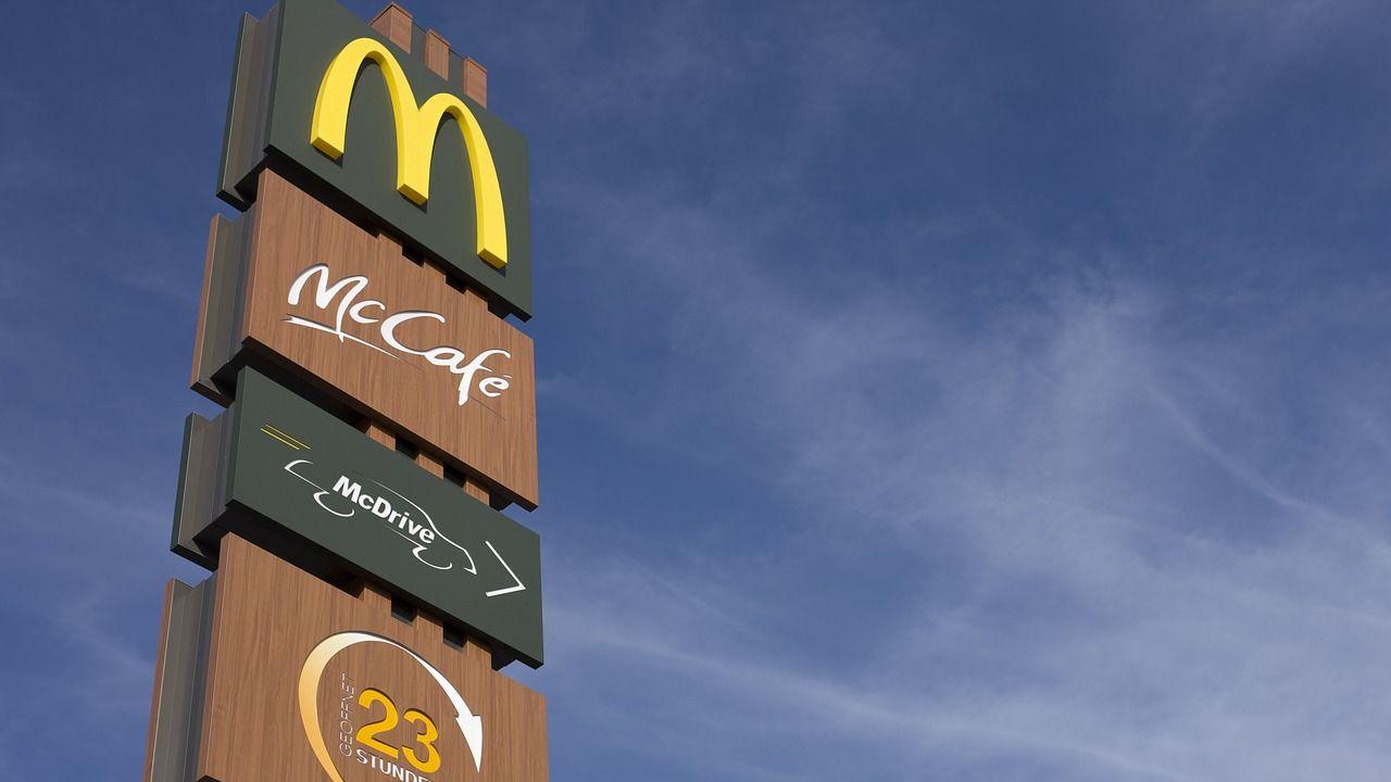 McDonald\'s: Kein Wasser am Bestellterminal