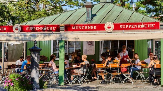 Münchner Suppenküche: Vierter Standort läutet Wachstumsphase ein