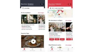 Open Table neue App