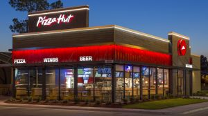 Pizza Hut Restaurant