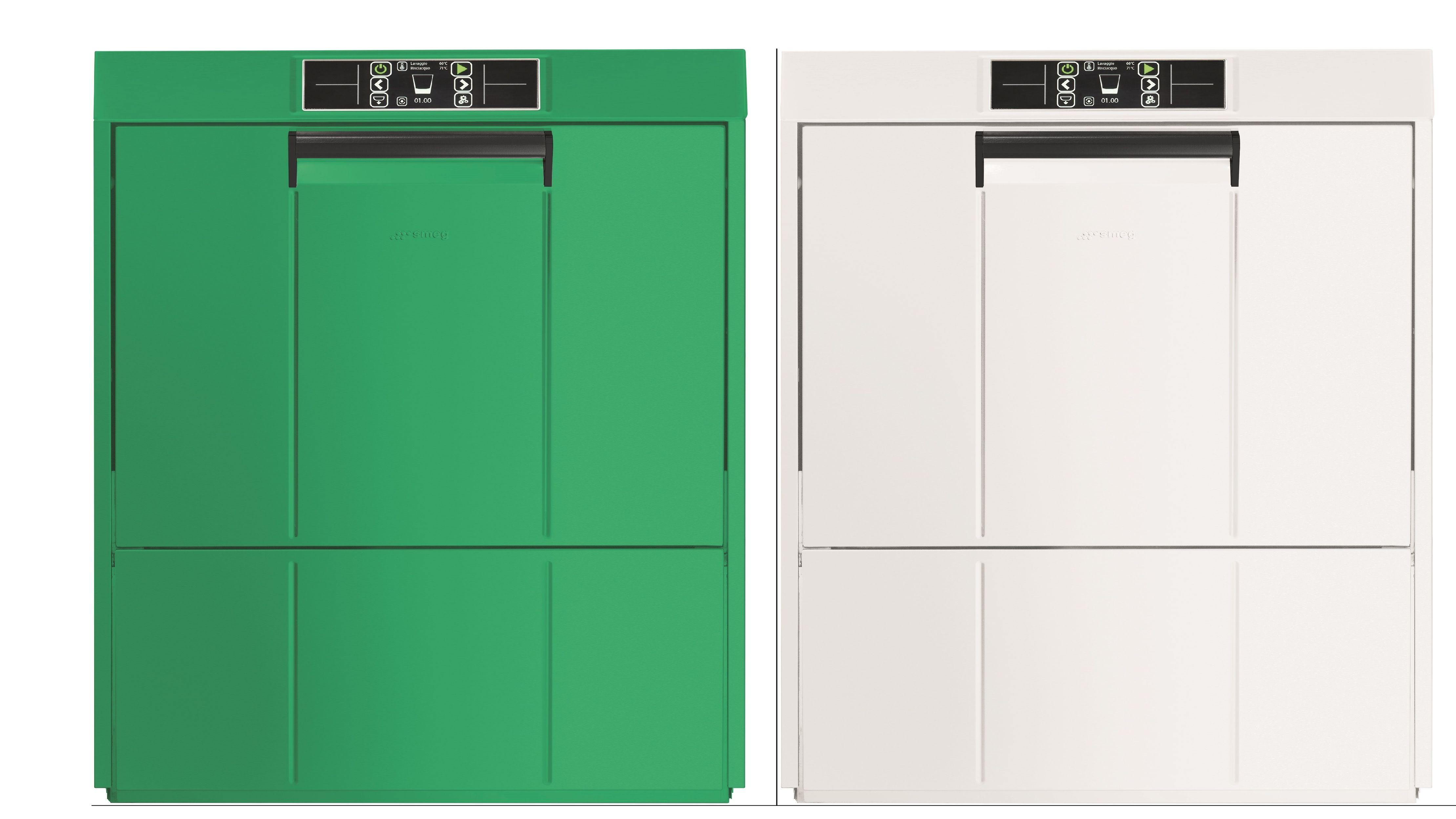 Smeg: Spülmaschinen werden bunt