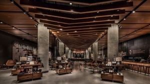 Starbucks Reserve Store Seattle 2018