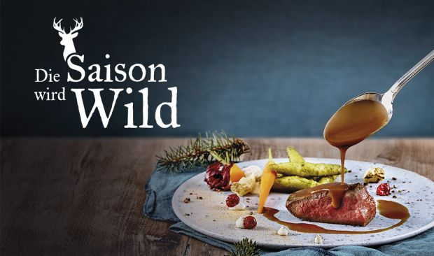 Wild-Aktion von Unilever Food Solutions.