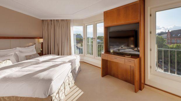 Grand Elysee Hamburg Block Hotel Investierte 21 Millionen Euro Seit
