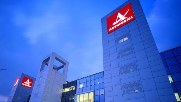 Autogrill Headquarter in Mailand.