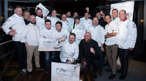 Compass Culinary Cup Europe Continental