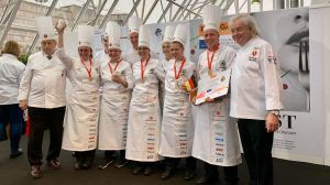 VKD Culinary World Cup 2018