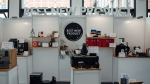 "Die ""Best New Products"" auf der World of Coffee."