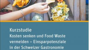 Food Waste Studie FH Bern