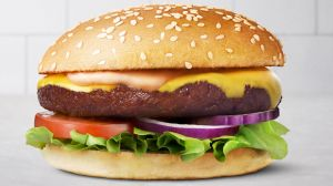Max Burger Delifresh Plant Beef