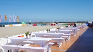 Optimahl Catering Beach Polo World Masters