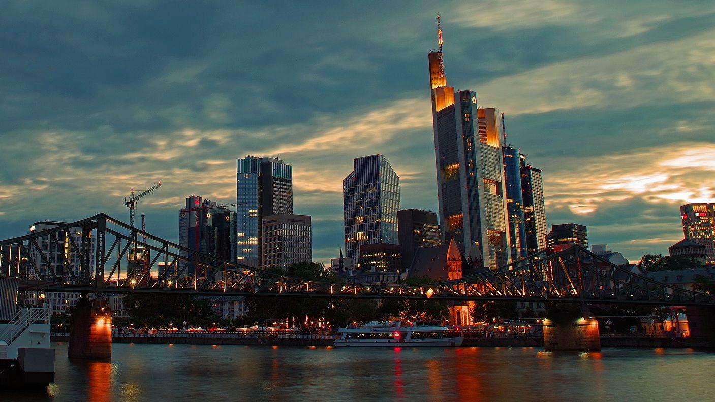 Frankfurt Jobbörse