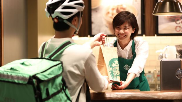 Die Kaffeekette Starbucks plant 300 neue Units in Japan.