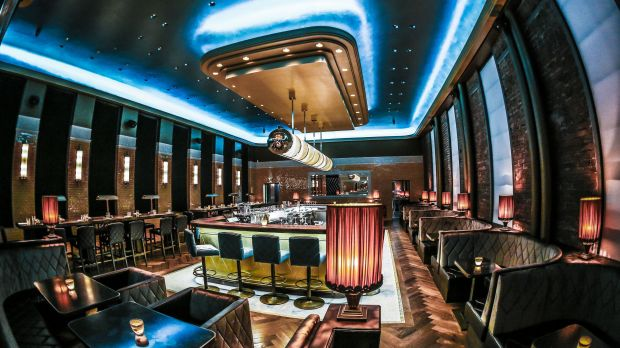 Hohoffs : The Grand Central Grill & Bar/Hagen