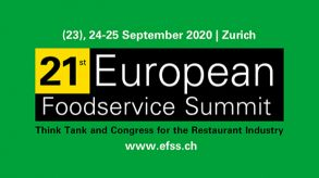 21st European Foodservice Summit