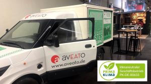 Aveato Sustainable Meeting Partner