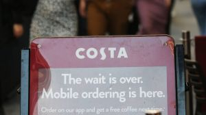 Costa Mobile Ordering