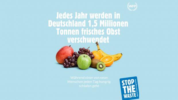 World Food Programme Wfp Globale Kampagne Gegen Food Waste