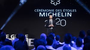 Gwendal Poullennec, Internationaler Direktor Guide Michelin,