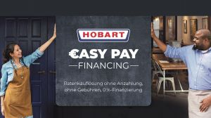 Hobart Easy Pay Financing