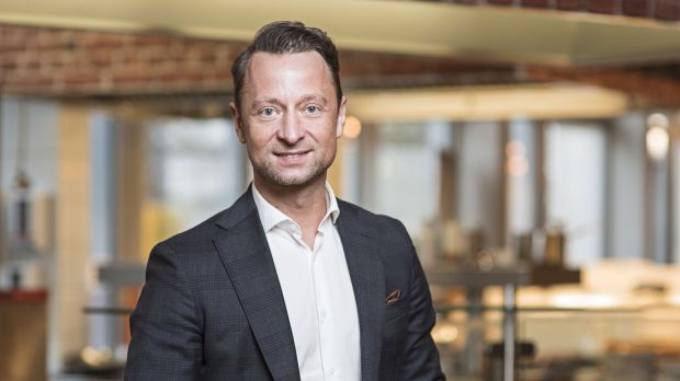 Christian Eick, Leiter Marketing bei der SV Deutschland.