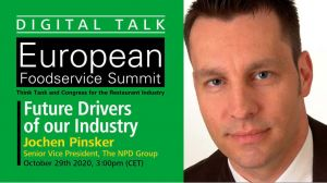 1st Digital Summit Talk with Jochen Pinsker.