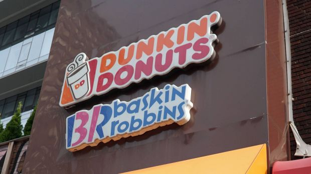 Soon with new owner: Dunkin' (Donuts) and Baskin-Robbins