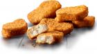 Bei Burgerista gibt es künftig vegane Nuggets aus dem Haus Rügenwalder Mühle.