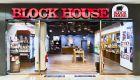 Clevere Idee: Pop-up-Store von Block House