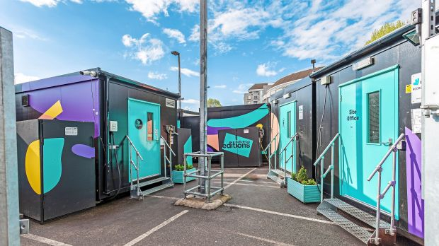 Ghost Kitchens such as those from Deliveroo Editions are a business model that will experience further growth as a result of the Corona crisis, the management consultants at McKinsey expect.
